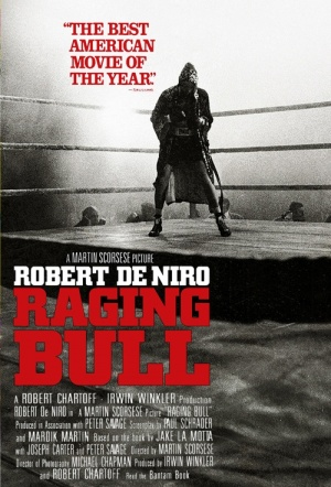 Raging Bull Film Poster