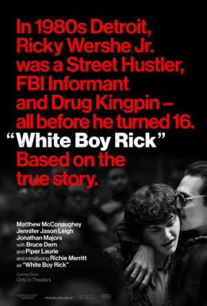 White Boy Rick Film Poster