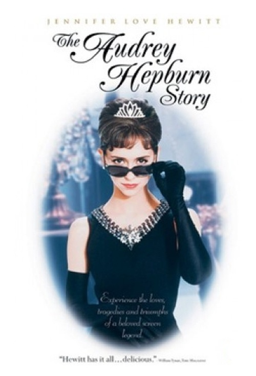 The Audrey Hepburn Story Film Poster