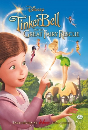 Tinker Bell and the Great Fairy Rescue Film Poster