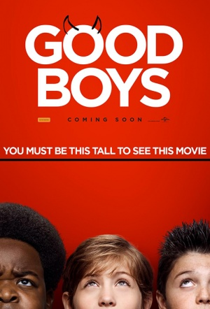 Good Boys Film Poster