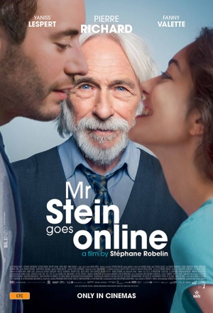 Mr. Stein Goes Online Film Poster