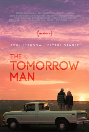 The Tomorrow Man Film Poster