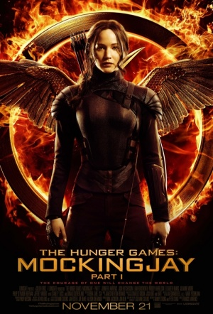 The Hunger Games: Mockingjay - Part 1 Film Poster