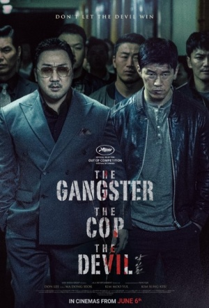 The Gangster, The Cop, The Devil Film Poster