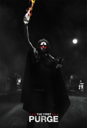 The First Purge Film Poster