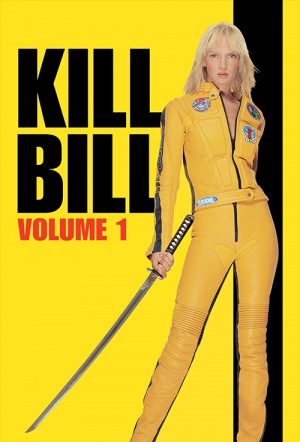 Kill Bill: Vol. 1 Film Poster