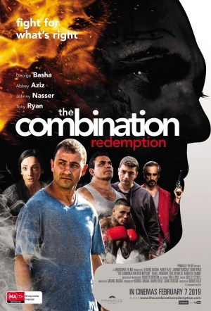 The Combination: Redemption Film Poster