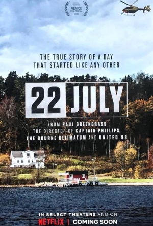 22 July Film Poster