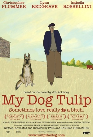 My Dog Tulip Film Poster