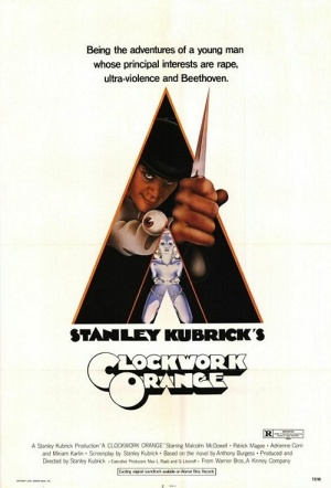 A Clockwork Orange Film Poster