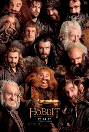The Hobbit: An Unexpected Journey Film Poster