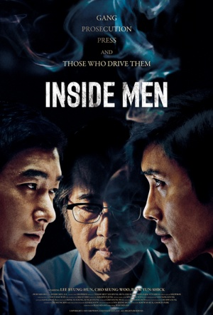 Inside Men Film Poster