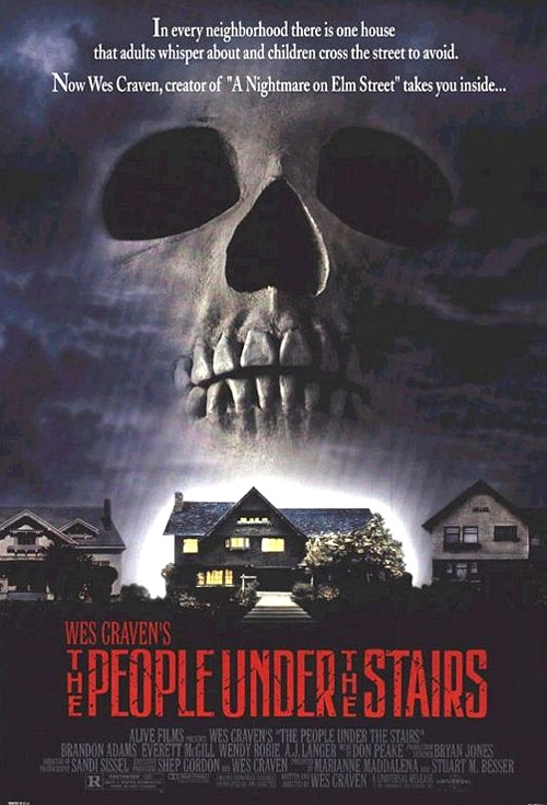 The People Under the Stairs Film Poster