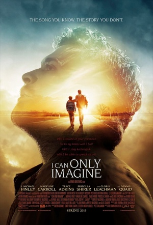 I Can Only Imagine Film Poster