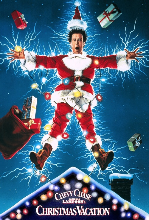 Movie poster for National Lampoon's Christmas Vacation - Flicks.co.nz