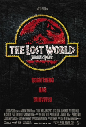 The Lost World: Jurassic Park Film Poster