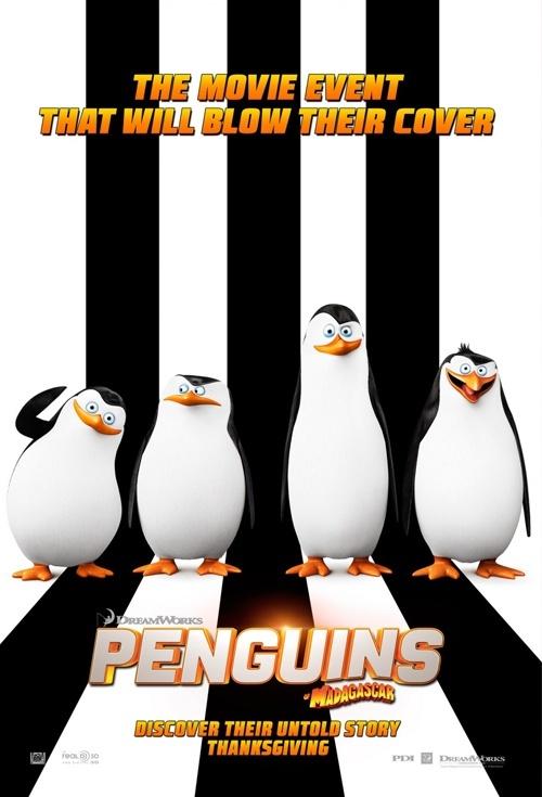 The Penguins of Madagascar 3D