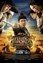 The Flying Swords of Dragon Gate 3D