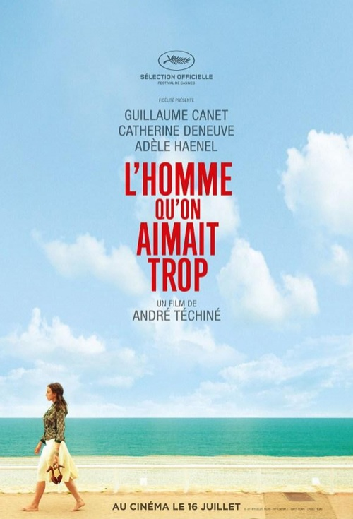 French Riviera Film Poster