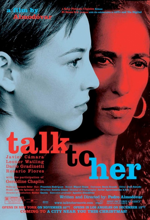 Talk to Her Film Poster