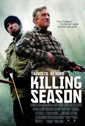 Killing Season Film Poster