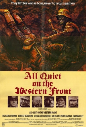 All Quiet On The Western Front (1979) Film Poster