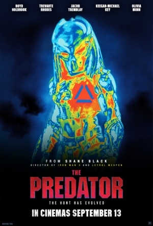 The Predator Film Poster