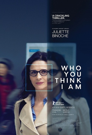 Who You Think I Am Film Poster