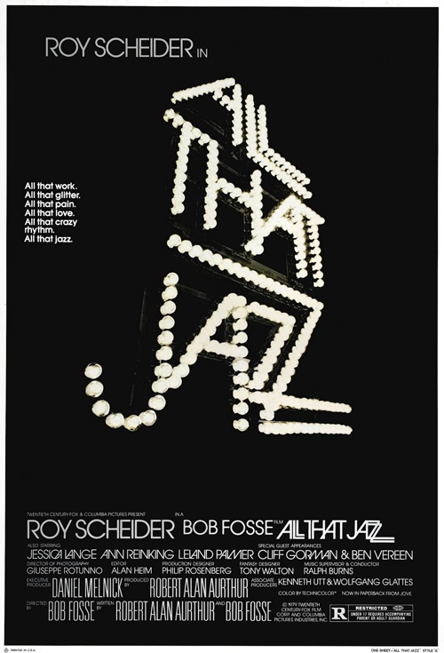 All That Jazz Film Poster