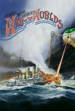 The War of the Worlds: Alive on Stage