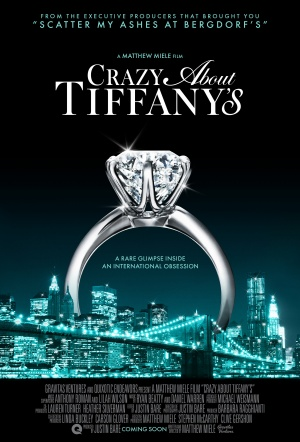 Crazy About Tiffany's Film Poster