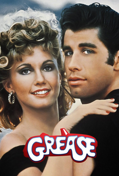 Image result for 'grease' poster
