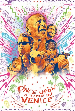 Once Upon a Time in Venice Film Poster