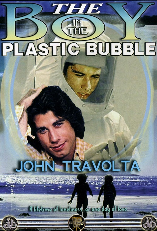 The Boy in the Plastic Bubble Film Poster