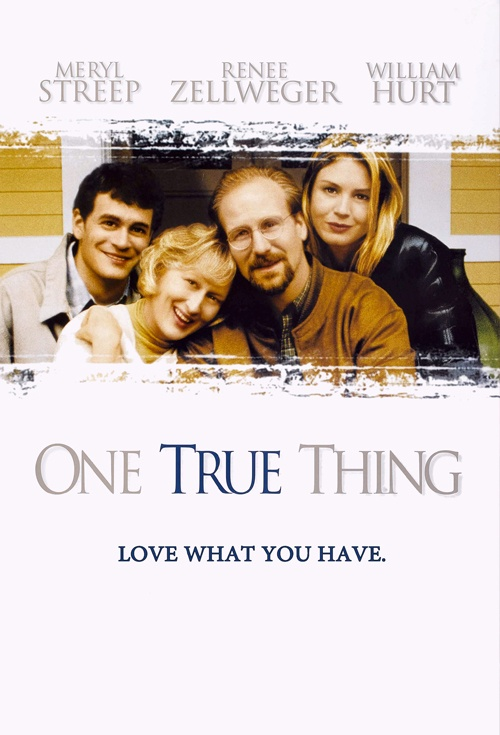 One True Thing Film Poster