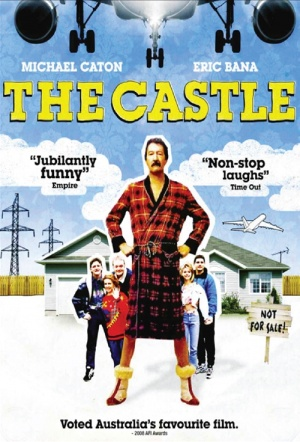 The Castle Film Poster