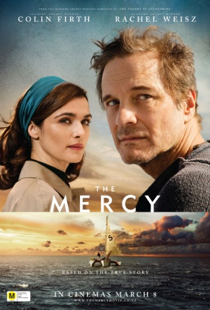The Mercy Film Poster