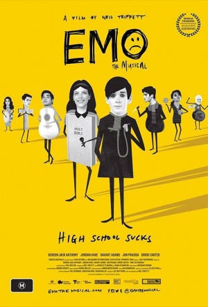 EMO the Musical Film Poster