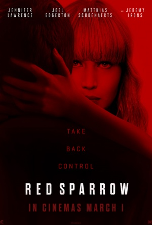 Red Sparrow Film Poster