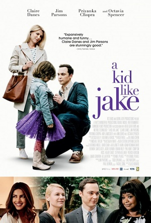 A Kid Like Jake Film Poster