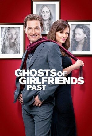 Ghosts Of Girlfriends Past Film Poster