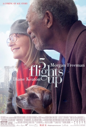 5 Flights Up Film Poster