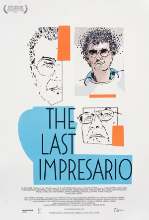 The Last Impresario Film Poster