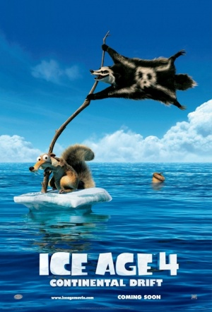 Ice Age 4: Continental Drift 3D