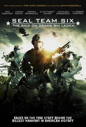 Seal Team Six: The Raid on Osama bin Laden Film Poster