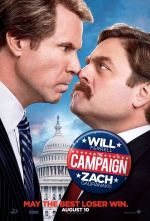 The Campaign Film Poster