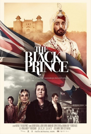 The Black Prince (Punjabi dub)