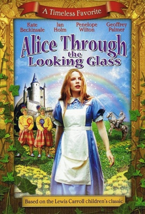 Alice Through the Looking Glass (1998) Film Poster