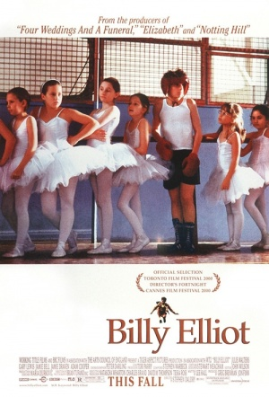 Billy Elliot Film Poster